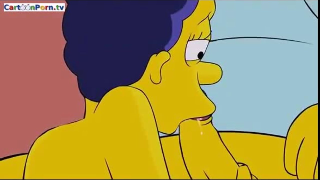2D Sex Comics simpsons blowjob cartoon sex xxx movie | hentaianime.tv